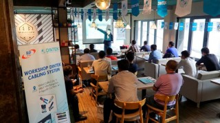 DINTEK conducts installation courses in Vietnam